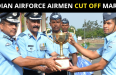 INDIAN AIRFORCE AIRMEN CUT OFF MARKS