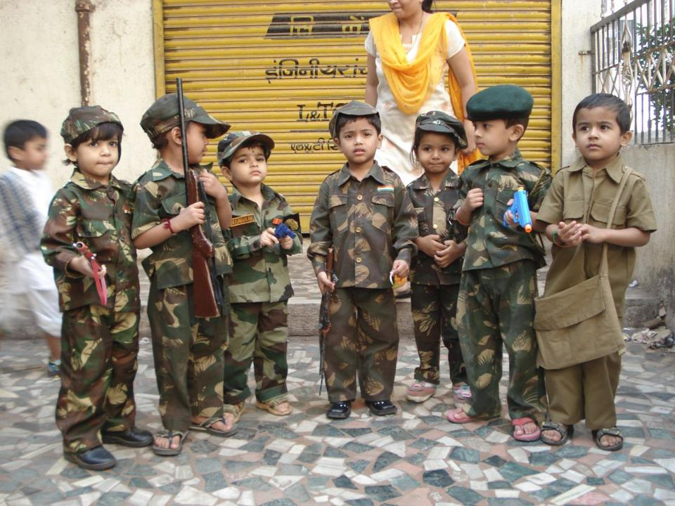 Indian Army Kids 2