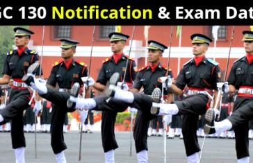TGC 130 Notification and Exam Date