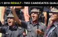 cds 1 2019 result