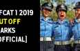 AFCAT 1 2019 CUT OFF MARKS [OFFICIAL]