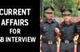 Current Affairs April 2019 For CDS NDA AFCAT SSB Interview [PDF]