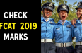AFCAT 1 2019 Marks Published - Check Your AFCAT Marks