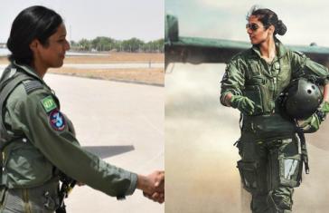 Flt Lt Bhawana Kanth