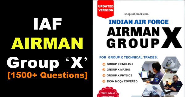 Indian Air Force Airman Group 'X' (Technical Trades) eBook