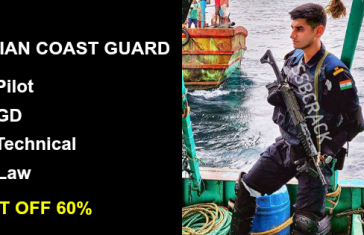 Indian Coast Guard Notification