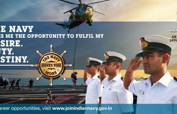 Indian Navy Entrance Exam
