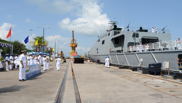 Myanmar coordinated patrol (IMCOR)