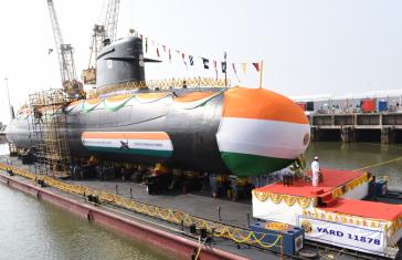 Scorpene Class Submarine