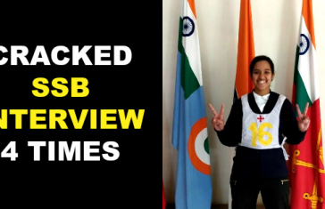 CRACKED SSB INTERVIEW 4 TIMES