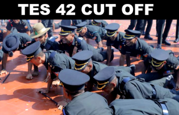 TES 42 CUT OFF
