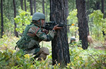 make in indian army