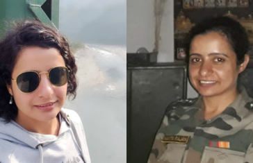 Captain Navita Rajan