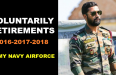 indian army retirement