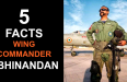 5 FACTS WING COMMANDER ABHINANDAN