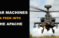 War Machines: A Peek  Into The Newly Inducted Apache Attack Choppers