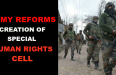 Major Reforms: Indian Army To Set Up Special Human Rights Cell