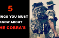 5 Things You Must Know About The CRPF's Elite COBRA's