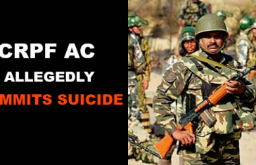 """There is no foul play"" says official, on CRPF officers alleged suicide"
