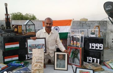 20 Years After Kargil: Rachna Bisht Invites The Man Who Writes Letters To Kargil Book Launch