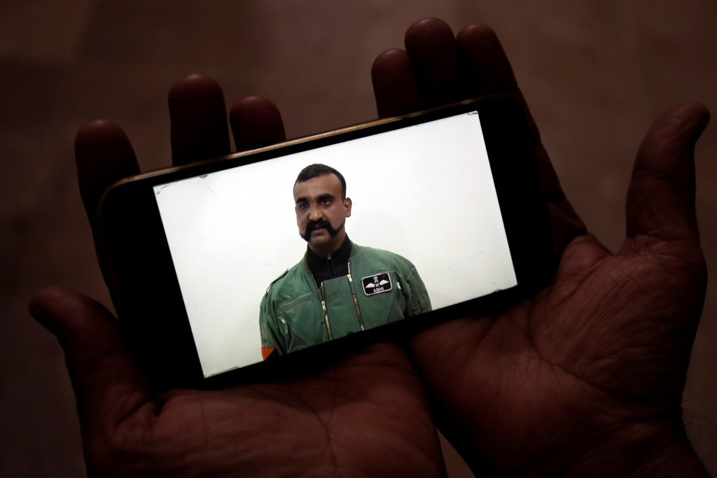 Videos of Wing Commander Abhinanadan were posted on social media in violation of the Geneva Convention