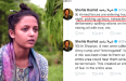 Shehla Rashid Insulted Indian Army