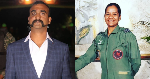 Meet Sqn Ldr Minty Agarwal Who Guided Abhinandan, First Woman To Receive  Yudh Seva Medal