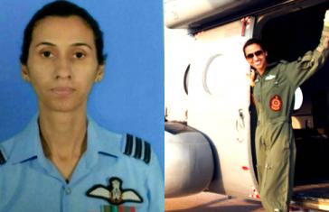 Wing Commander Shalija Dhami