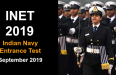 inet exam date navy