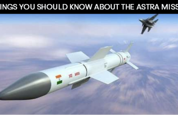 5 Things You Need To Know About The Indigenously Developed ASTRA Missile