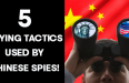 5 Chinese Spying Techniques That Will Blow Your Mind