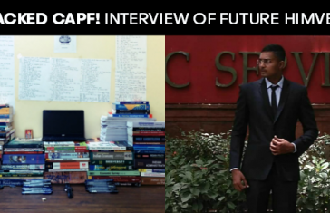 Cracked CAPF: In Conversation With Future HimVeer Janardhan Pagar