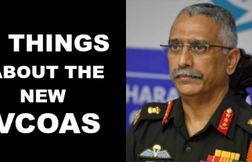 7 Things You Did Not Know About The New Vice Chief Of Army Staff