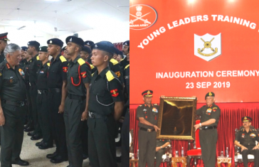Young Leaders Training Wing