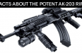 5 Facts About The Soon To Be Inducted AK-203 Rifle You Should Know