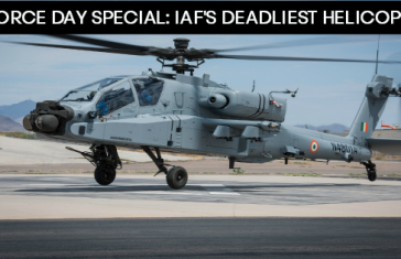 IAF's 5 Most Deadliest Helicopters