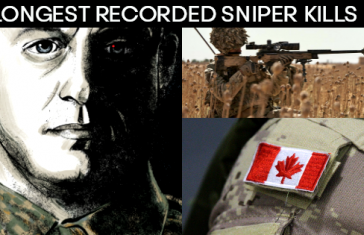 One-Shot One Kill, 5 Of The World's Longest Recorded Sniper Kills