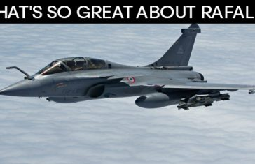 What's All The Hype About Rafale? It's Deadly Specifications Will Show You