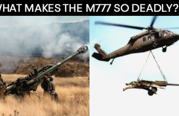 What Makes The M777 A Deadly Addition To India's Artillery?