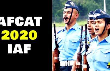 AFCAT-1-2020