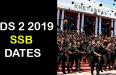 CDS-2-2019-ssb-dates