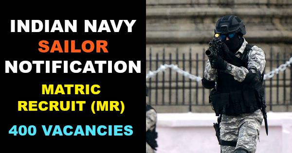 INDIAN-NAVY-SAILOR-NOTIFICATION 2020