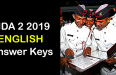 NDA-2-2019-English-Answer-Keys-SSBCrack