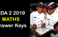 NDA-2-2019-Maths-Answer-Keys-SSBCrack