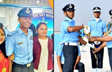 Flying-Officer-Arunabha-Chakraborty