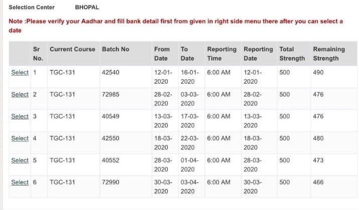 TGC-131-SSB-Dates