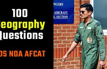 geography-questions-for-afcat-cds-nda
