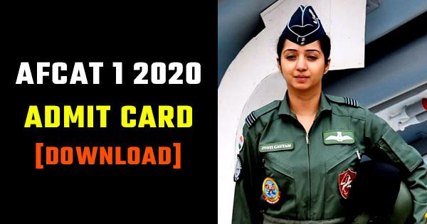 afcat-1-2020-admit-card