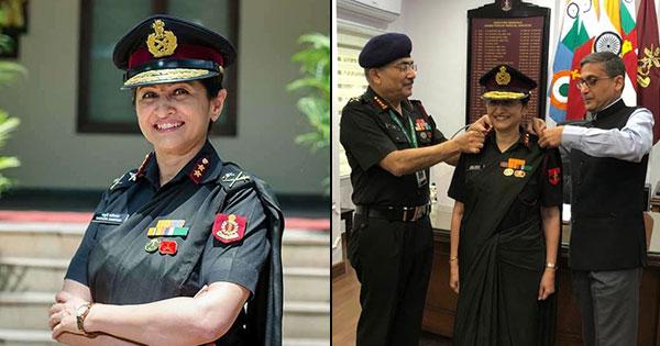 Lieutenant-General-Madhuri-Kanitkar