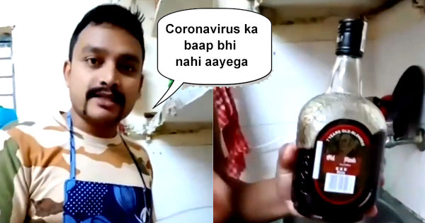 indian-army-coronavirus-video